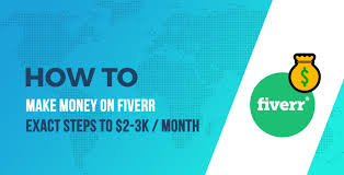 How to Make Money on Fiverr: Exact Steps I Took to Make $2-3k / Month